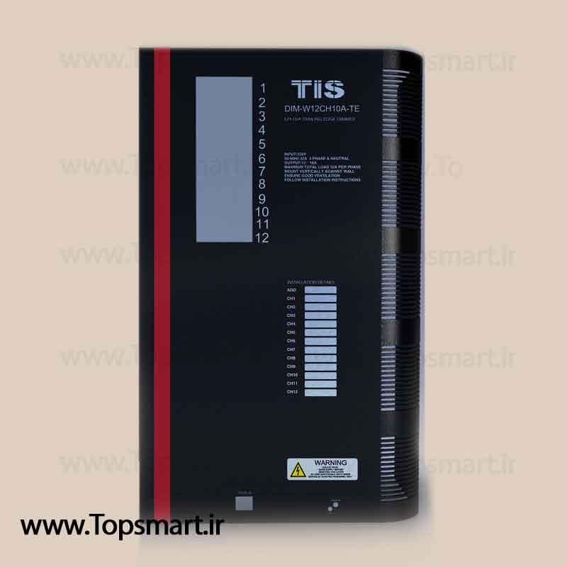 Dimmer module 12 channel 10A