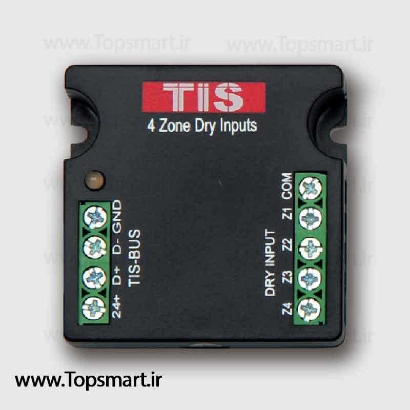 4 Zone Digital inputs