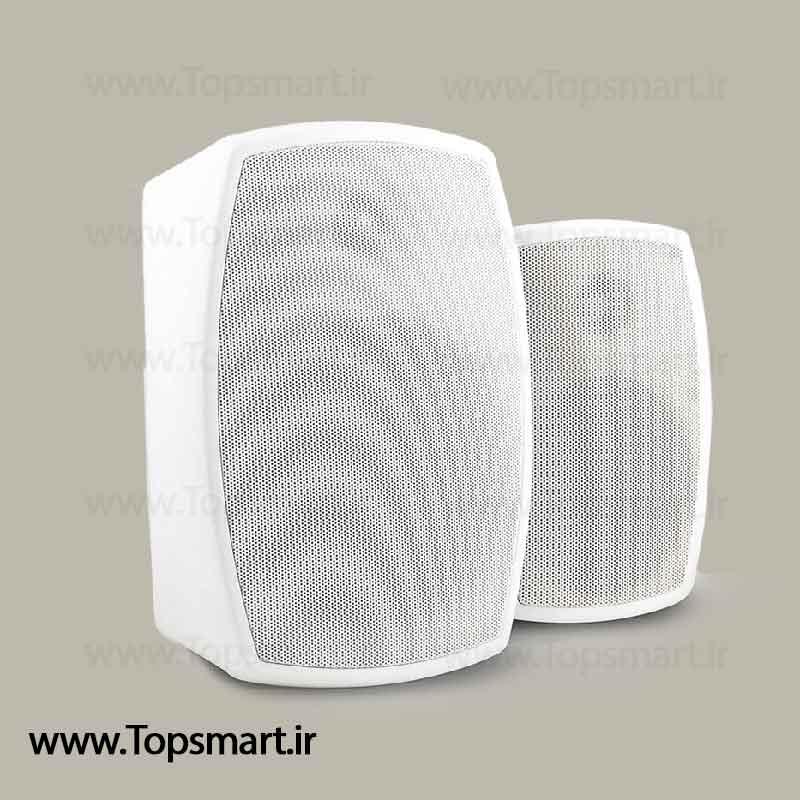Outdoor wall mount speaker