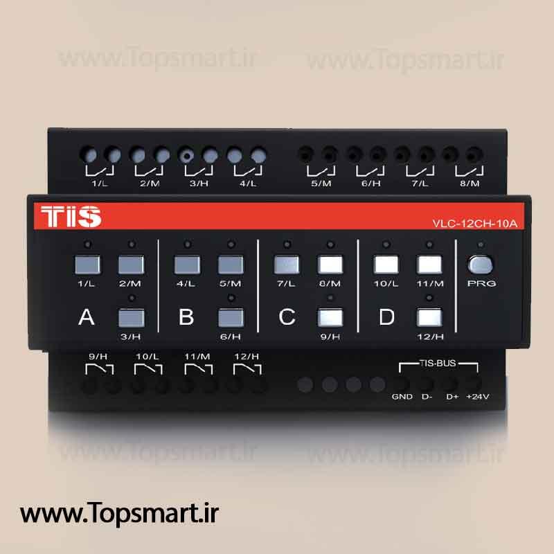 Relay module 12 channel 10A